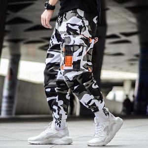 Men Camo Tactical Joggers Pants